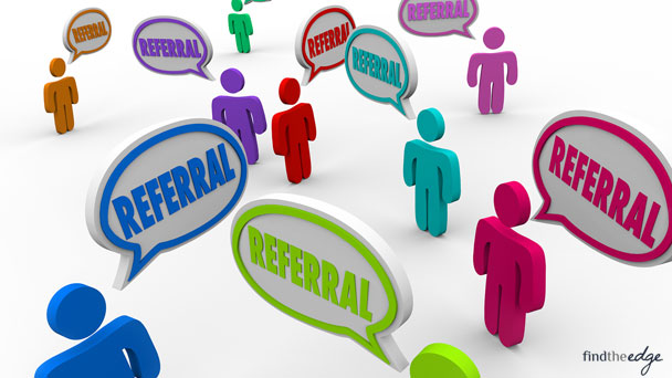 Why do we need to ask for referrals?